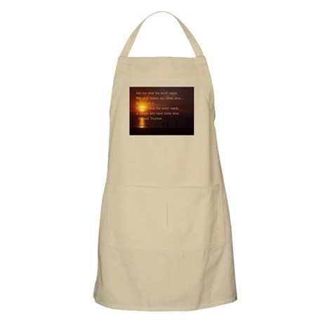 Find Your Bliss Apron