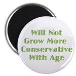 """Will Not 2.25"""" Magnet (10 pack)"""