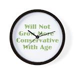 Will Not Wall Clock