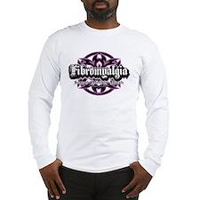 Fibromyalgia Tribal Long Sleeve T-Shirt