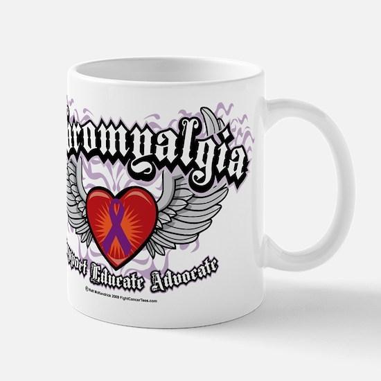 Fibromyalgia Wings Mug