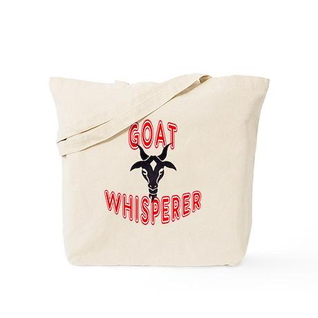 Goat Whisperer Tote Bag