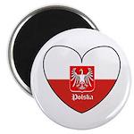 Polska / Polish Flag Magnet