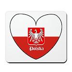 Polska / Polish Flag Mousepad
