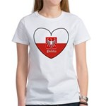 Polska / Polish Flag Women's T-Shirt