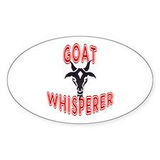 Goat Whisperer Decal