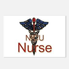 Funny Nicu nurses Postcards (Package of 8)