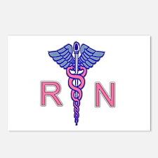 Unique Hospice nurse Postcards (Package of 8)