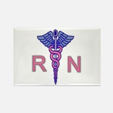 Unique Rn Rectangle Magnet (100 pack)