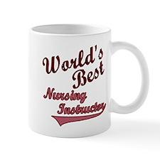 Cool Nursing caduceus Mug