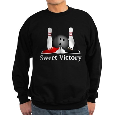 Sweet Victory Logo 15 Sweatshirt (dark) Design Fro