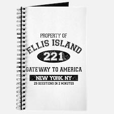 Ellis Island Journal