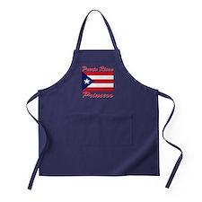 Puerto rican pride Apron (dark)