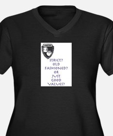 Old Fashioned? Plus Size T-Shirt