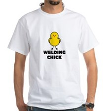 Welding Chick Shirt