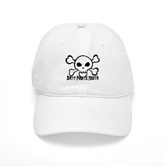 Dirty Pirate Mouth Baseball Cap