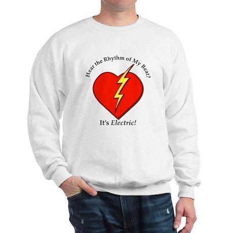 Hear the Rhythm Sweatshirt