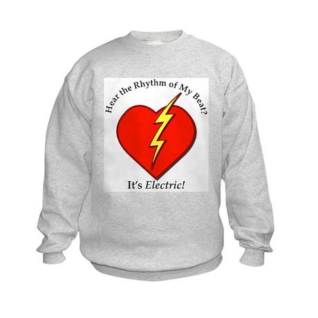 Hear the Rhythm Kids Sweatshirt