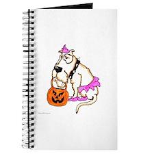 Halloween Dog Journal