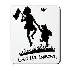 Long Live Anarchy Mousepad