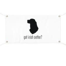 Irish Setter 2 Banner