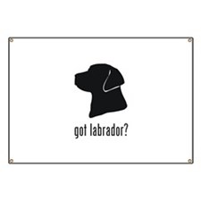 Labrador Retriever 2 Banner