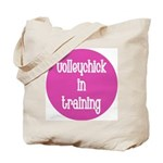 VolleyDude/Chick in Training Tote Bag