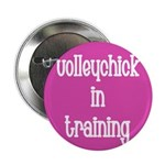 VolleyDude/Chick in Training Button
