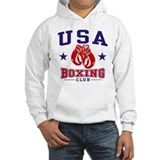 Boxing Hooded Sweatshirt