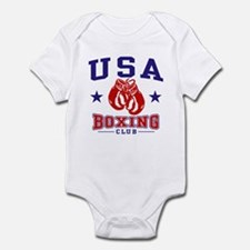 USA Boxing Infant Bodysuit