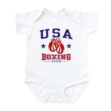 USA Boxing Onesie