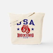 USA Boxing Tote Bag