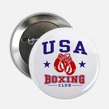 "USA Boxing 2.25"" Button"