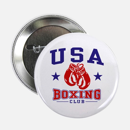 "USA Boxing 2.25"" Button"