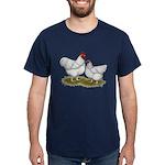 Orpington White Chickens Dark T-Shirt