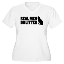 Real Men Do Litter T-Shirt
