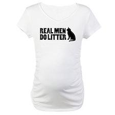 Real Men Do Litter Shirt