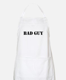 Bad Guy Apron