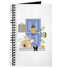 Trick or Treat Party Journal