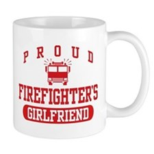Proud Firefighter's Girlfriend Mug