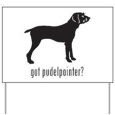 Pundelpointer Yard Sign