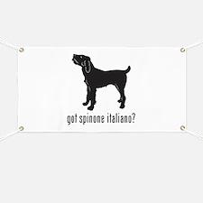 Spinone Italiano Banner