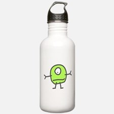 Cute Martian Water Bottle