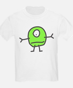 Cute Martian T-Shirt