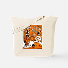 TREAT or TRICK Halloween Tote Bag!