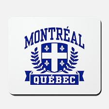 Montreal Quebec Mousepad