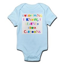 Cartoon lover Infant Creeper/Onesie