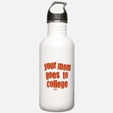 Mom College Water Bottle