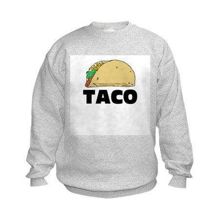 Taco Kids Sweatshirt