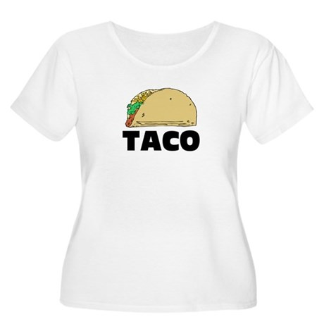 Taco Women's Plus Size Scoop Neck T-Shirt
